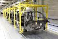 BMW i8 construcción