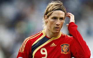 Peluang Torres Tampil di Euro 2012