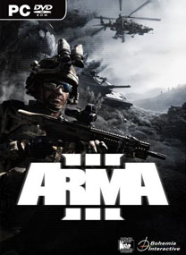 Arma 3 PC Box Art Cover