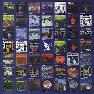 Single: Black Sabbath - The Singles Box Set 1970-1978