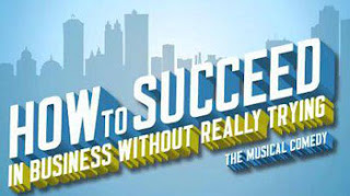 "Runaway Stage Productions dresses up for the office  ""How to Succeed in Business without Really Trying"" to open September 6"