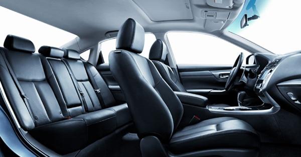 New Nissan Teana Interior