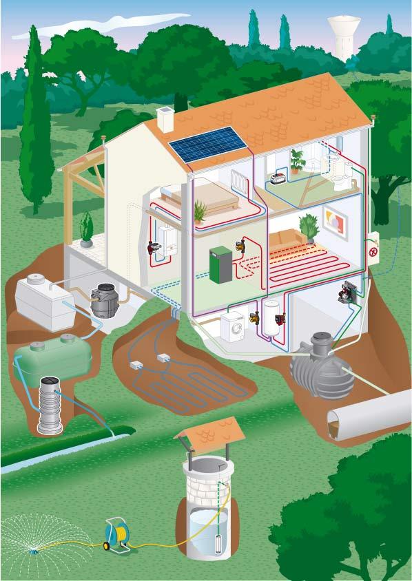 Vive en un ambiente ecologico dise o y elaboracion for Hacer plano vivienda