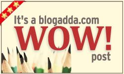 BlogAdda - WoW