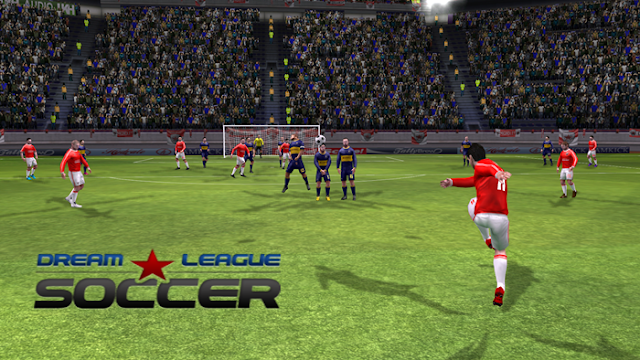 Dream League Soccer Apk v1.57 + Data Free