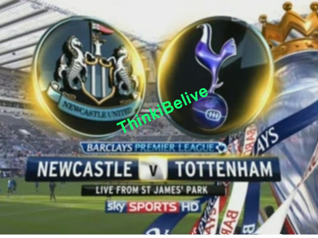 Prediksi Bola Jitu Newcastle Vs Tottenham 19 April 2015