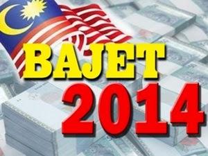 Bajet 2014: Bonus setengah bulan untuk penjawat awam
