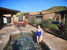 Swimming in Best Western Plus, Sedona