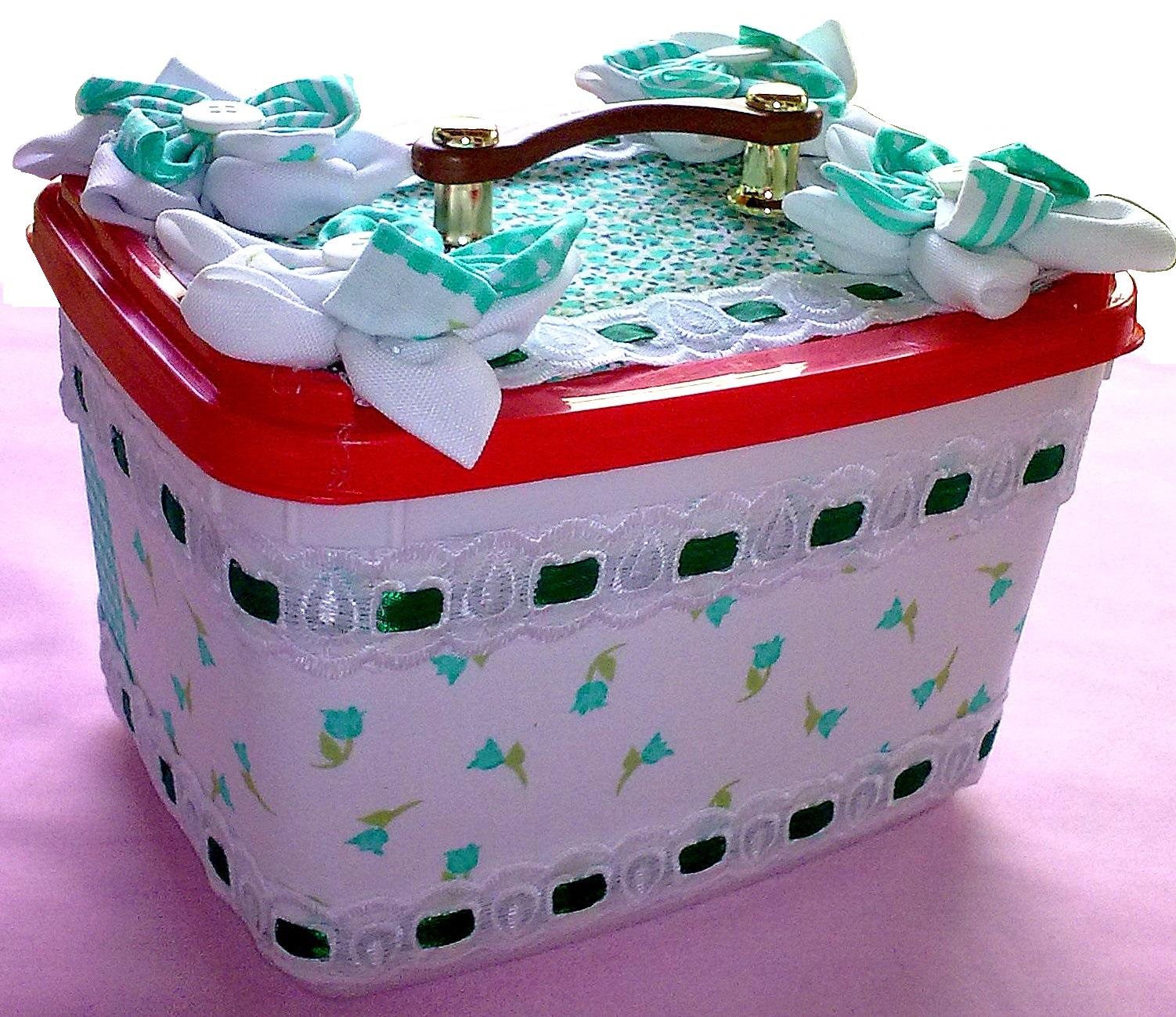 JG artesanato: Reciclados: Potes de plástico #B90408 1502x1299