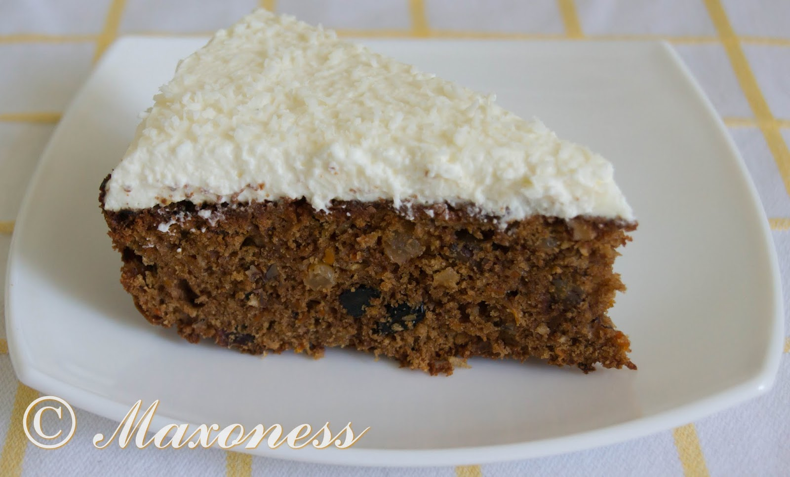 Морковный торт от Джеймса Мартина