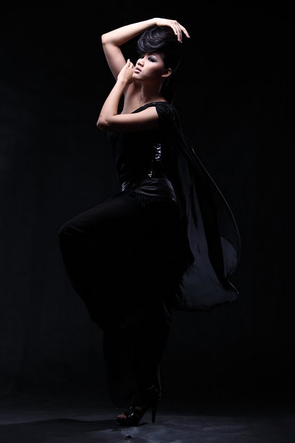 Chan Me Me Ko,burma model