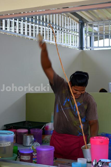 Teh-Tarik-Nasi-Lemak-Kak-Zai-Batu-Pahat-Johor