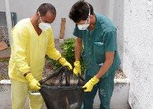 Hemocentro, Arlinda Marques e Clementino Fraga realizam Dia da Faxina contra o Aedes aegypti
