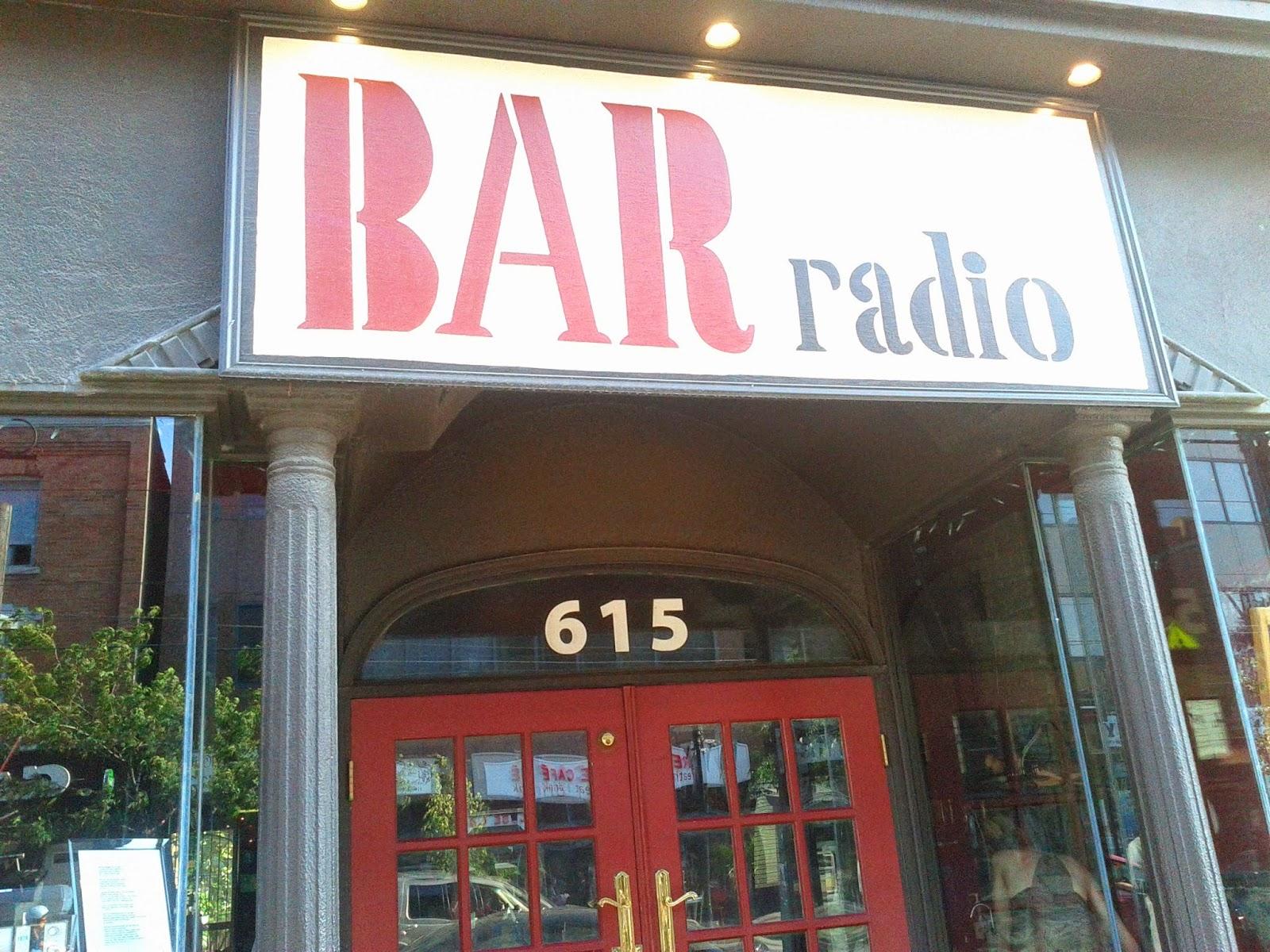 Bar Radio