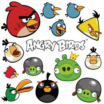Oleh Gambar-gambar angry birds lucu Imut Paling Baru Kartun tersebut ...