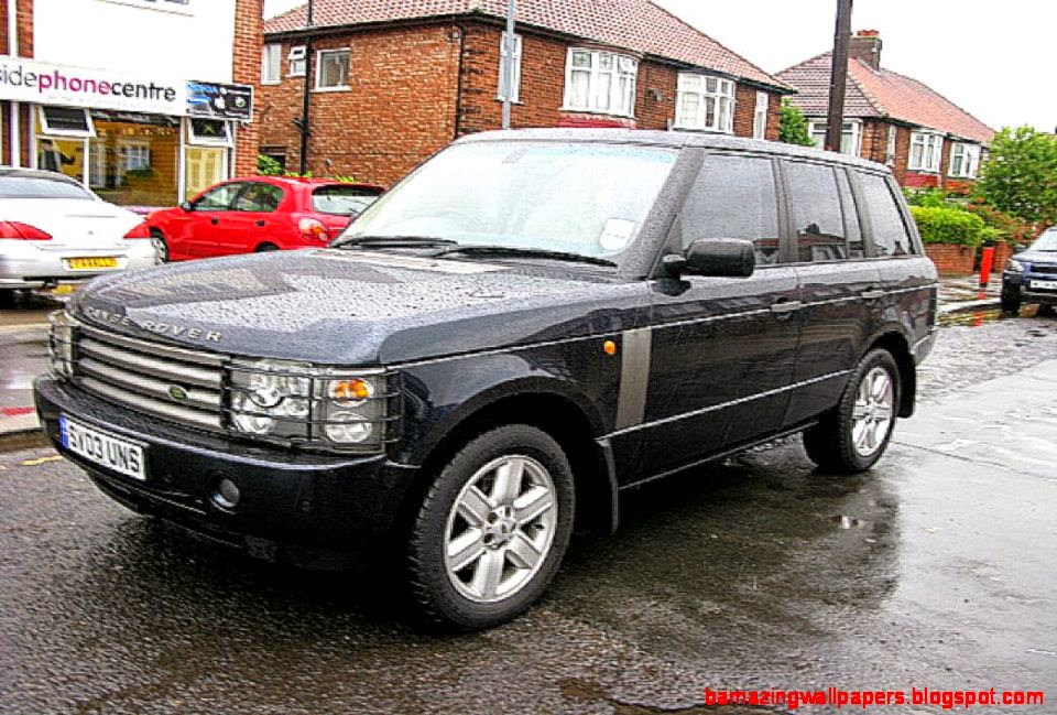 2003 03 Reg Land Rover Range Rover 44 V8 VOGUE AUTOMATIC Used Car
