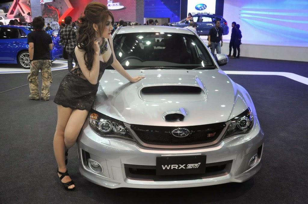 SPG Subaru WRX