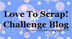 Love to Scrap! Challenge Blog