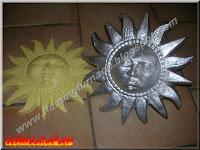 aluminum sun sand casting part 1