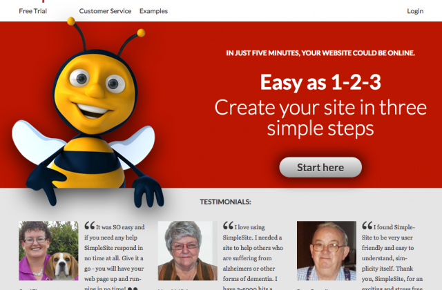 SIMPLE SITE: THE 8 BEST TIPS FOR YOUR NEW WEBSITE!