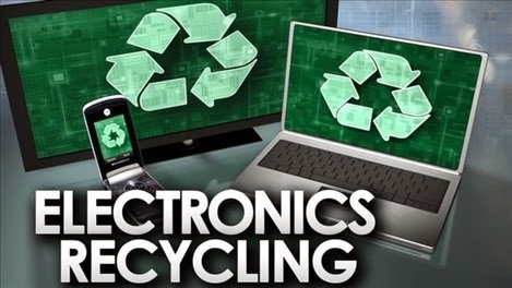 Electronic Recycling Market In Copper, Steel, Plastic Resins