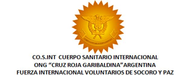 CUERPO SANITARIO INTERNACIONAL. Co.S.Int ARGENTINA