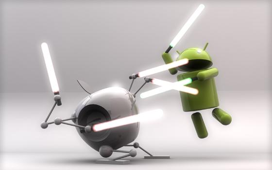 #19, Объективное сравнение Android иiPhone