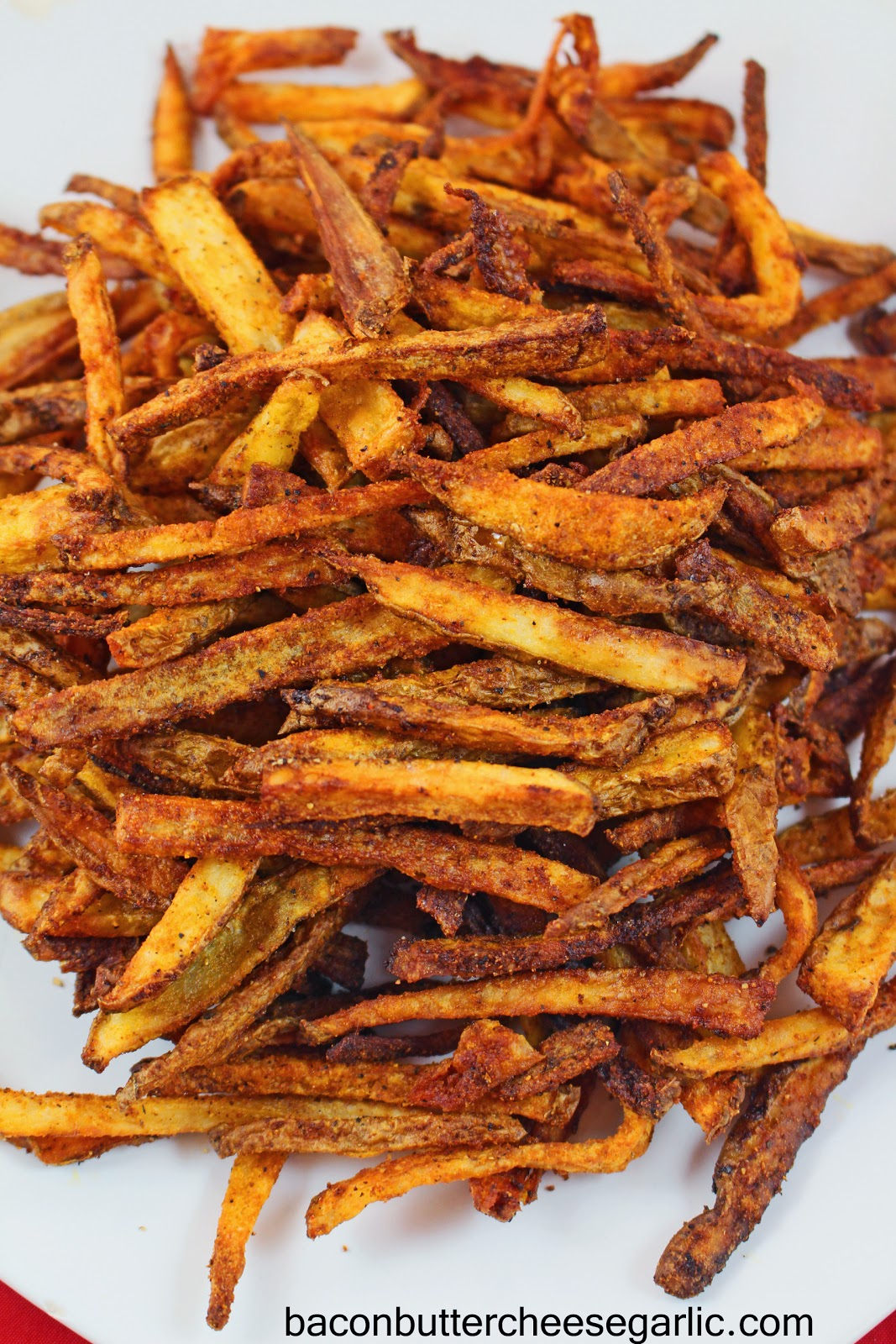 Smoky Oven Fries