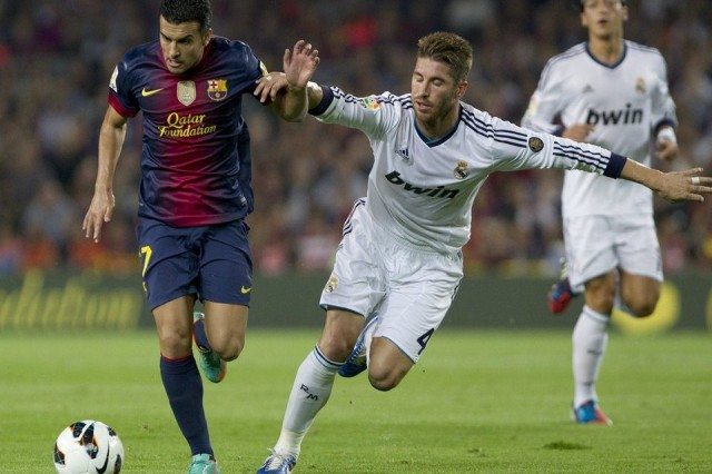 Hasil Pertandingan Barcelona vs Real Madrid 'El Clasico' 8 Okt 2012