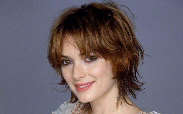winona ryder hairstyles beauty