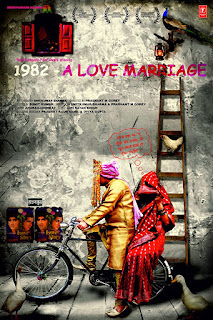 1982 A Love Marriage (2017) Hindi Movie 140Mb hevc HDRip