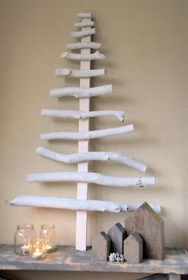 Crear un arbol de Navidad reciclado