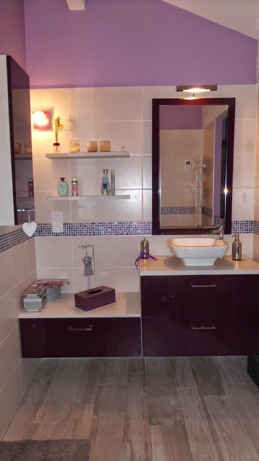 VOTRE CUISINE MOBALPA PAR VIRGINIE Salle de bain Mobalpa