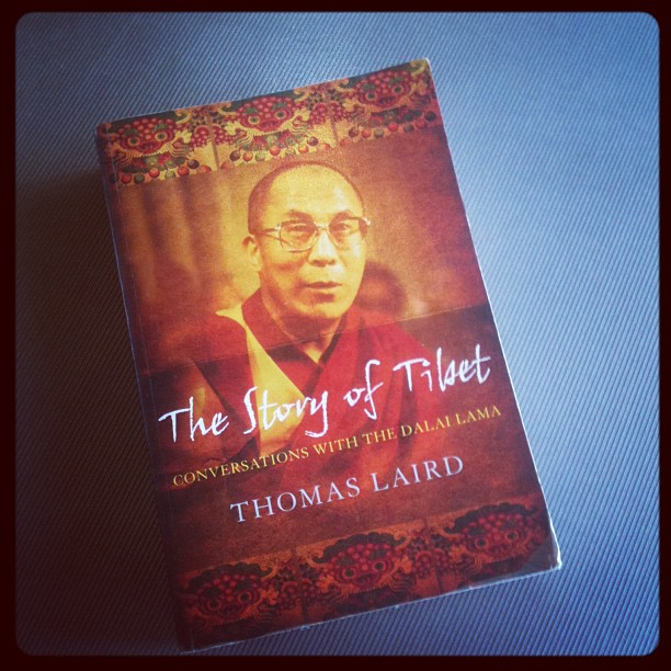 Book Review: The Story of Tibet - Conversations with the Dalai Lama