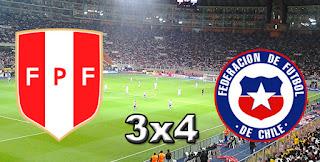 Peru 3x4 Chile