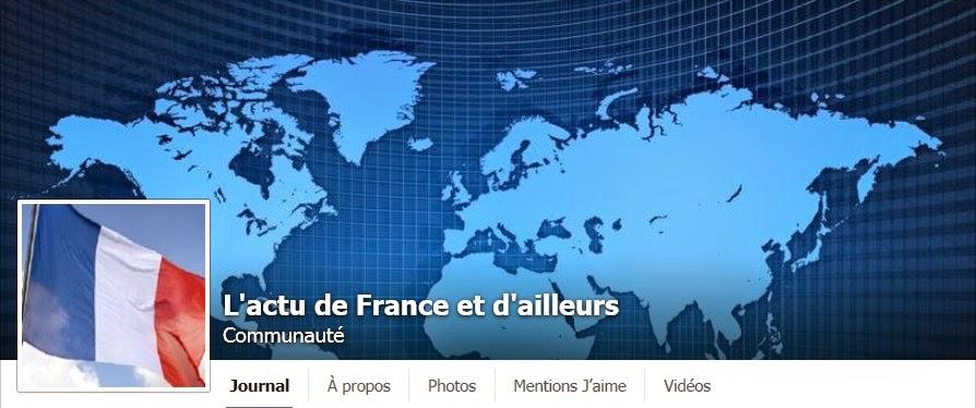Rejoindre la page Facebook d'Alicia France : L'actu de France et d'ailleurs  dans Culture facebook%2Bpage