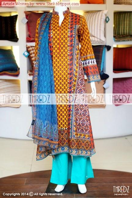 Thredz Eid Ul Azha Designer Collection 2014