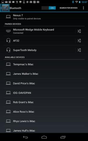 Cara menggunakan keyboard PC pada smartphone atau tablet Android