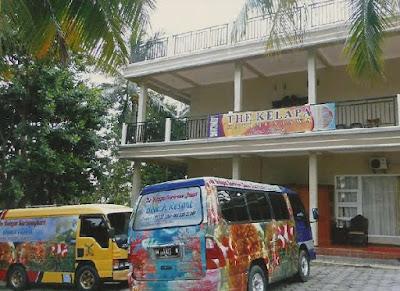 mobil antar jemput gratis dari hotel