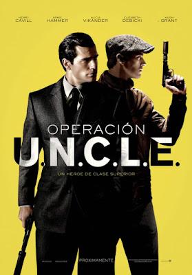 Operación U.N.C.L.E
