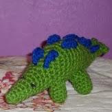 http://amigurumisdelacasa.blogspot.com.es/2011/09/dinosaurio-amigurumi.html