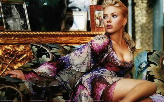 Scarlett Johansson Match Point actress