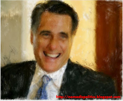 Nomadic Politics Mitt Romney 