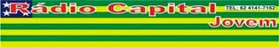 Web Rádio Capital jovem da Cidade de Goiânia ao vivo