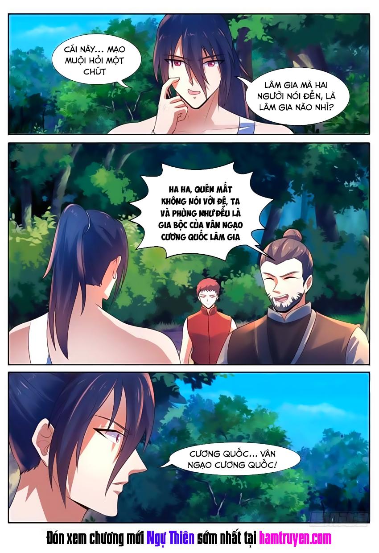 Ngự Thiên chap 10 - Trang 11