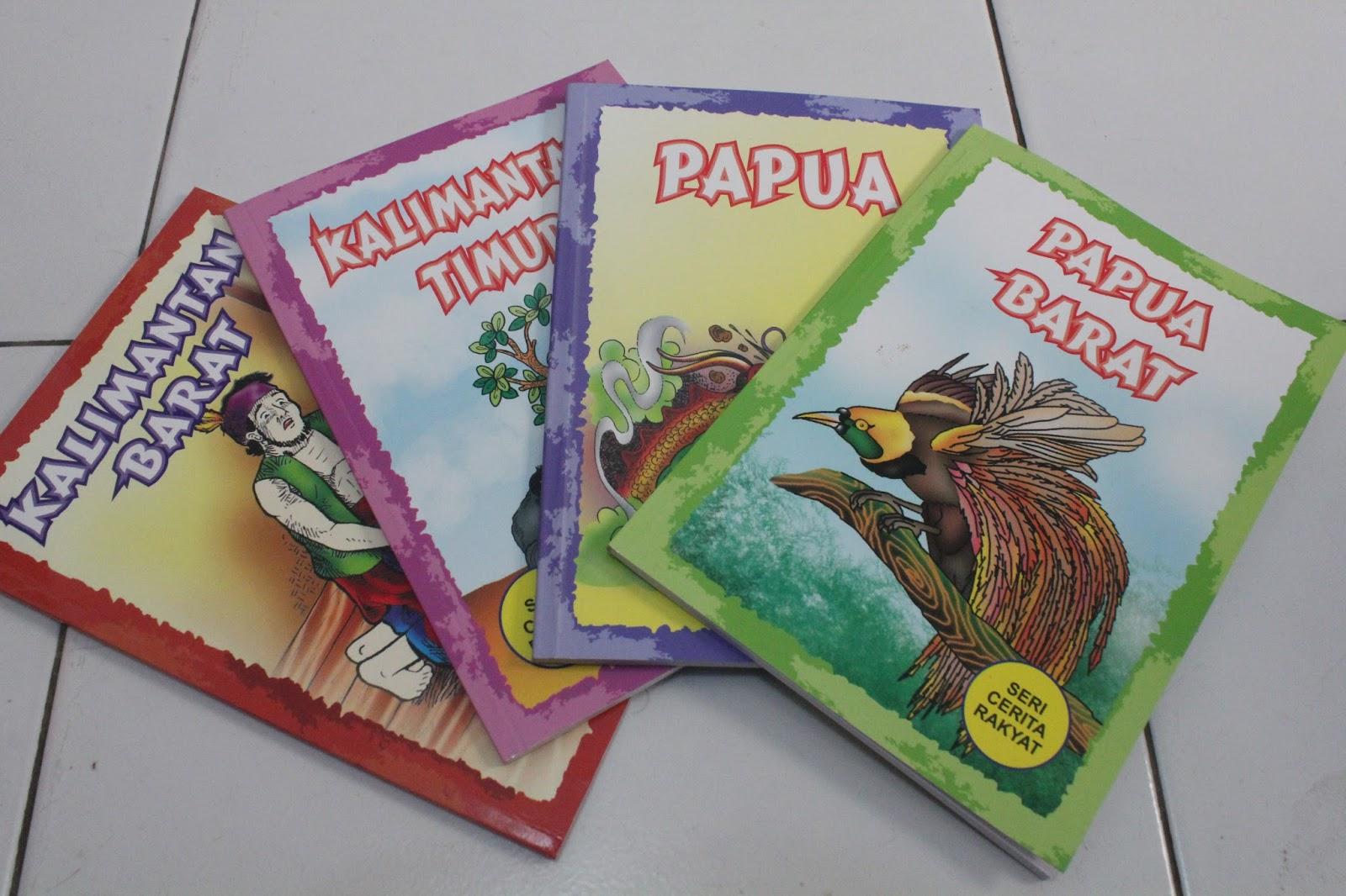 Buku Cerita Megandika Wicaksono