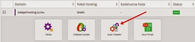 Hosting Gratis Indonesia