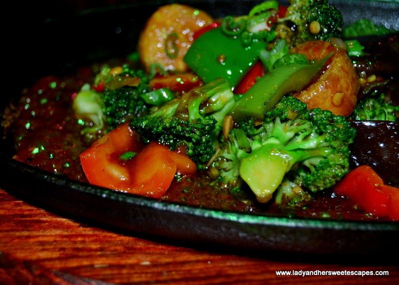 Chop Suey restaurant's Silky Tofu
