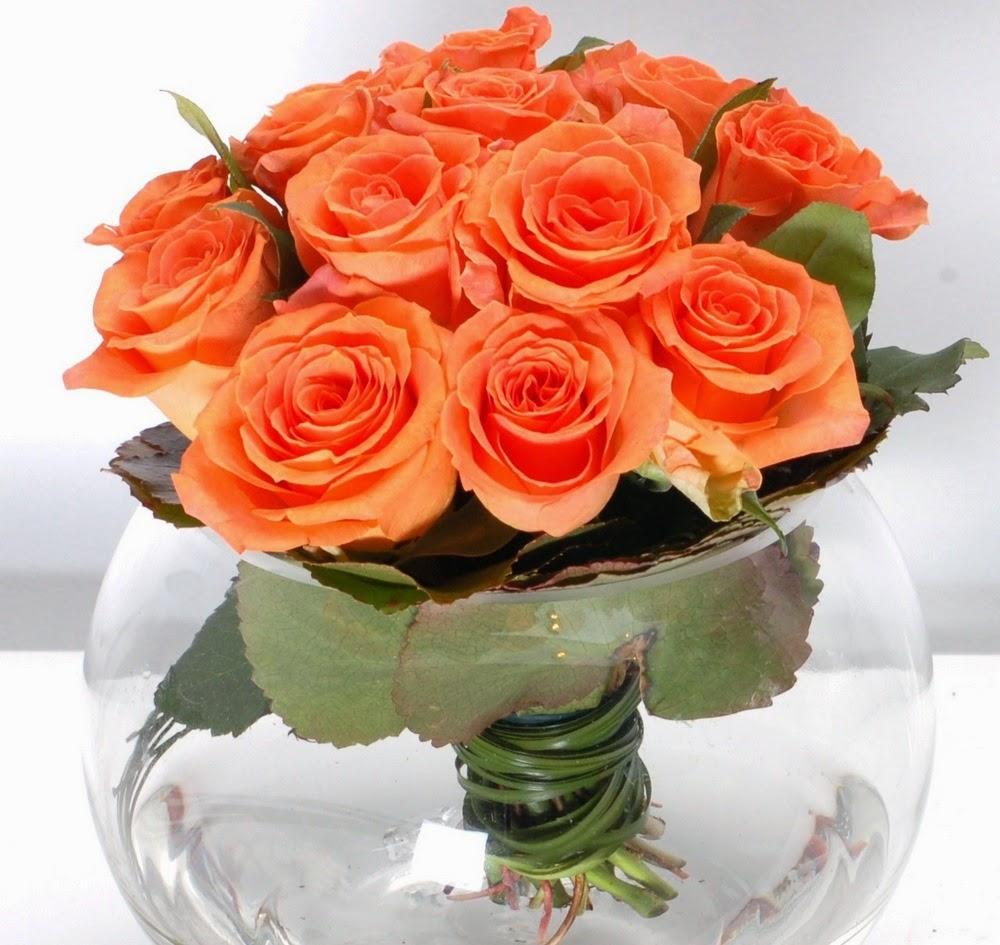 anthemion flowers τριαντάφυλλα πορτοκαλί