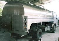 tanque de transporte